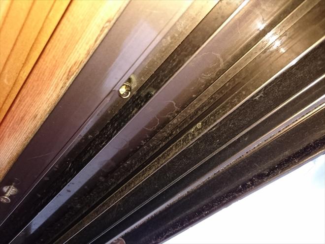 多摩市諏訪で散水試験を行って雨漏りの原因箇所を特定します