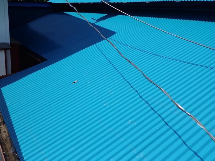 武蔵野市吉祥寺北町 屋根葺き替え工事 完工
