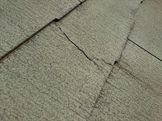 小平市鈴木町で塗装が出来ないコロニアルNEOに屋根カバー工事をお薦めしました
