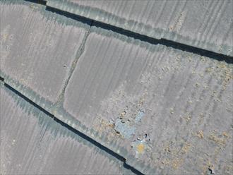 西東京市新町で塗膜が剥がれた化粧スレートには屋根カバー工事がお薦めです