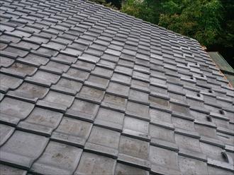 瓦葺き屋根は下地のメンテナンスが大切です