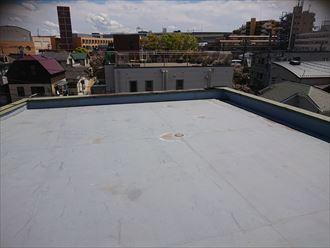 屋上の状態