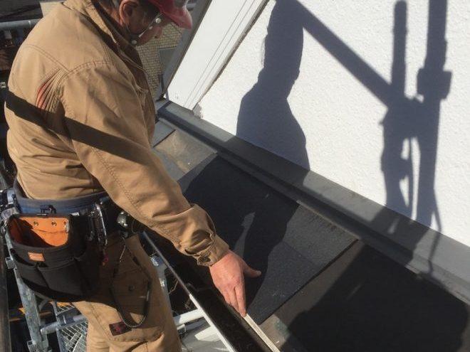 スレート屋根交換
