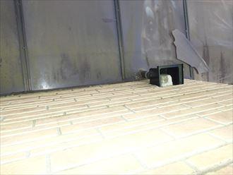 雨樋や外壁との取り合い