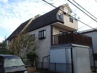 お客様の屋根は3階建て