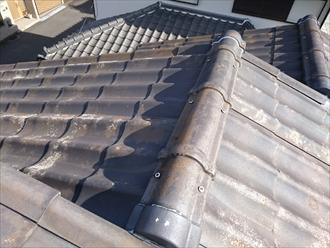塗装をご希望の屋根ですが塗装は出来ません
