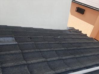 下地を直すのに屋根も葺き替えます