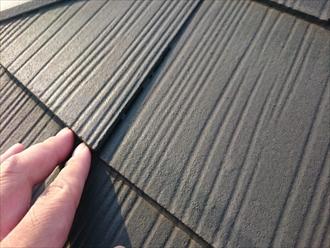日野市日野で築25年の塗装した事のあるスレート屋根にはカバー工事が最適です