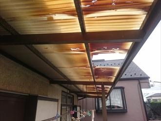 国分寺市戸倉で雹(ひょう)による被害を受けた屋根は火災保険で直せます