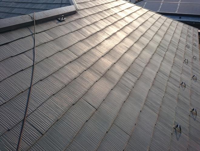 塗装した事のあるスレート屋根