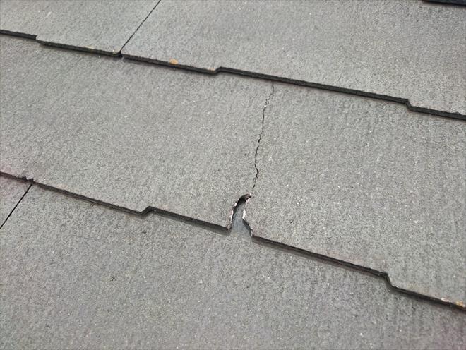 三鷹市大沢で塗装が出来ないコロニアルNEO葺きの屋根をカバー工事します