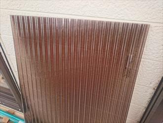 ポリカーボネート製の波板