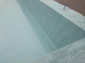 ウレタン防水で雨漏りを止めます
