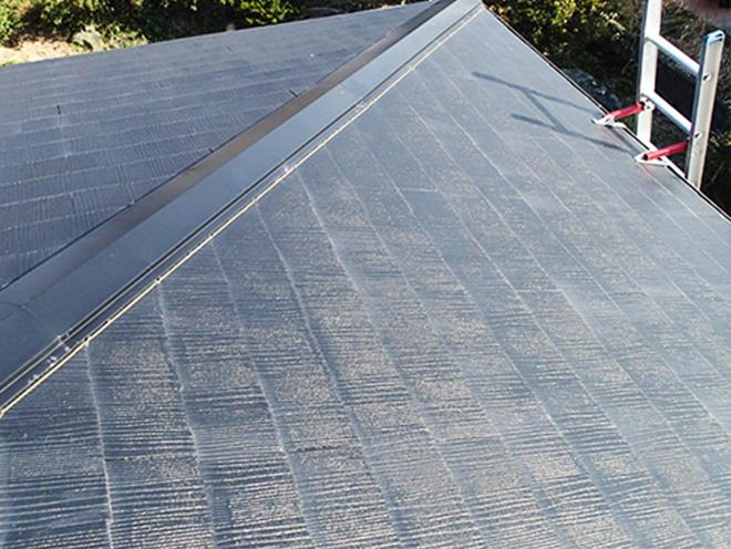 一見綺麗なスレート屋根