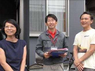 江戸川区お客様の写真