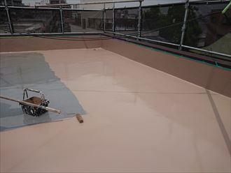 ウレタン塗膜防水トップコート2