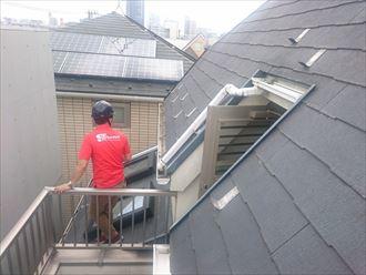豊島区高松で屋根塗装工事をご検討のお客様へ!雹災の跡を見逃さないでください