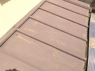 トタン瓦棒葺き
