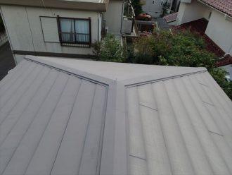 屋根材確認