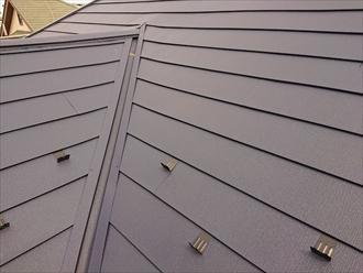 屋根カバーが完成しました