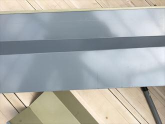 板金カバーの為寸法に合わせて特殊加工