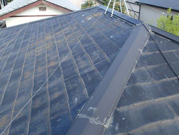 屋根材調査