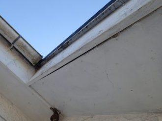 軒天の隙間