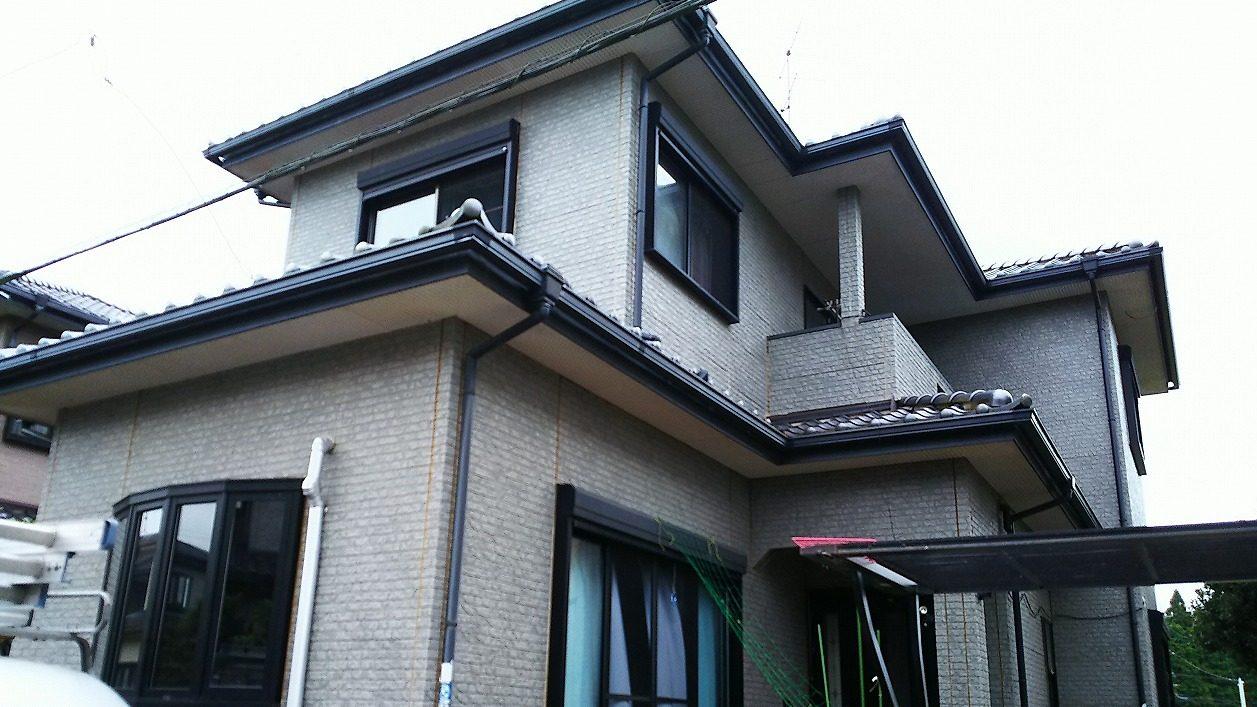 築5年の戸建て住宅