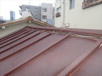 台風による棟の間接被害