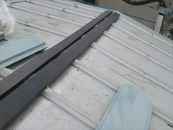 木製ではなく樹脂製の貫板で耐久性アップ