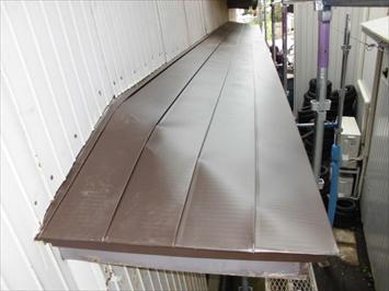 トタンよりも耐久性が高いガルバリウム鋼板