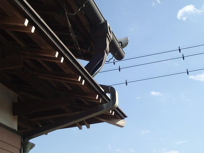 銅製雨樋アンコー