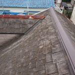 台風15号・台風19号によって被害を受けた世田谷区の住宅 施工前