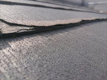 ニチハのパミールは塗装できない屋根材です