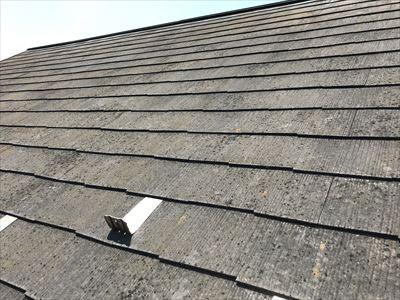 築20年のスレート屋根