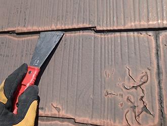 スレート屋根は塗装後に縁切りが必要
