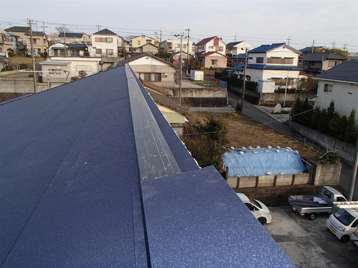 片流れ屋根の弱い部分
