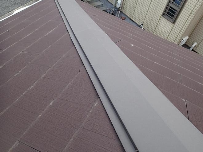 パミールが使われている屋根