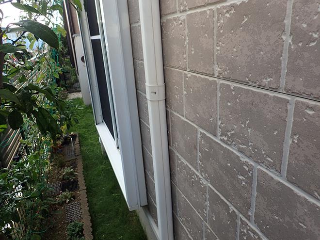 外壁は窯業系サイディングが使用されています