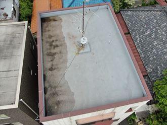 陸屋根の点検