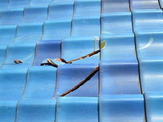 屋根修理に関する詐欺にご注意
