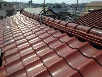 瓦屋根の人気