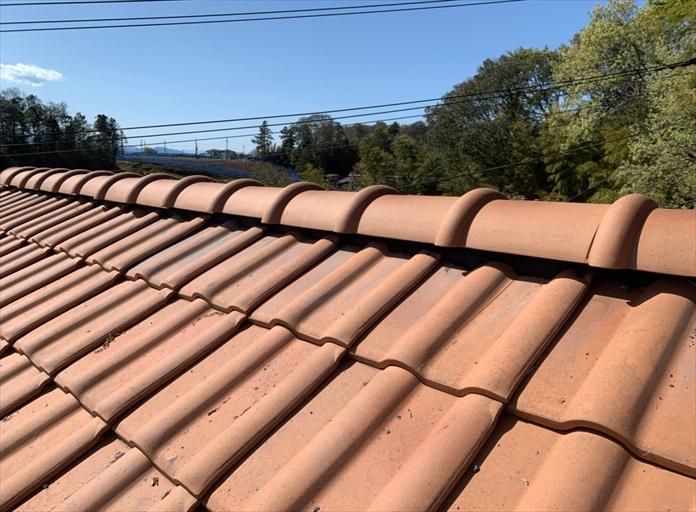 洋瓦を使用した屋根も取り直し工事が必要になります