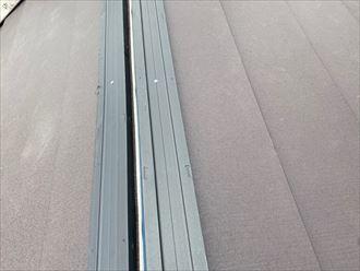 樹脂製貫板の設置