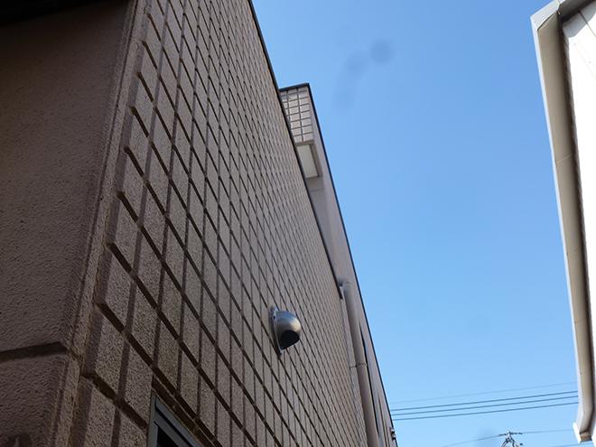 外壁はALCです