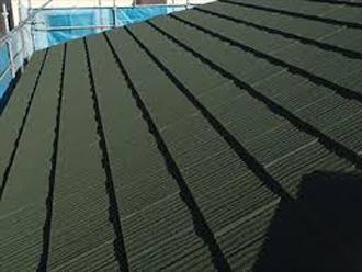 ジンカリウム鋼板のエコグラーニ エバーグリーン