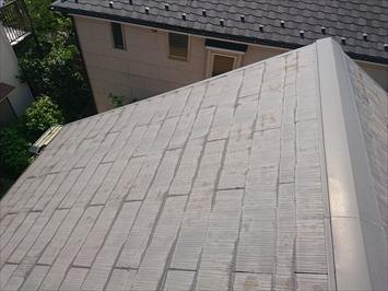 スレート葺き屋根