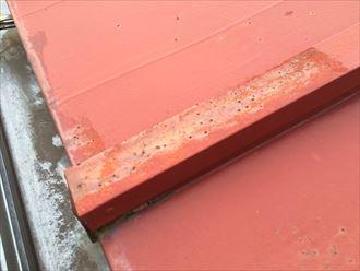 板金屋根は錆びさせる前に塗装をした方が効果的