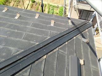 樹脂製貫板を使用