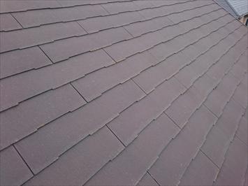 スレート屋根は塗装工事が必要です